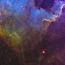 NGC7000 SHO,                                Stéphan & Fils