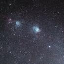 Small Magellanic Cloud (SMC) HORGB Image,                                Eric Coles (coles44)