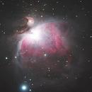 M42 Orion Nebula,                                Thomas Hellwing