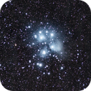 Pleiades (Seven Sisters),                                Jan Curtis