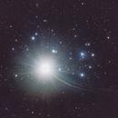 Venus and Pleiades,                                Dan Gallo