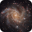 NGC 6946,                                Matthew