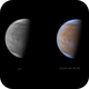 Cloudy Venus - IR + UV (15.03.2020),                                Łukasz Sujka