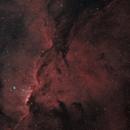 Dragons of Ara under Light Polluted Sky,                                Fabiano B. Diniz