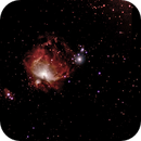 M42 the great  Orion cloud in HaRGB,                                astroclausi