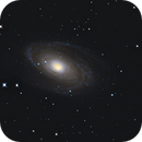 M81 Bode's Galaxy,                                Drew Sams