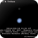Neptune & Triton,                                Stefano Quaresima