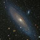 galassia M31,                                Rolando Ligustri