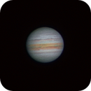Jupiter/Io at dawn (animation),                                Thomas