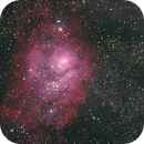 Messier 8,                                Anton