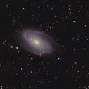 M81 & M82, Bode's and Cigar Galaxies,                                Ross Walker