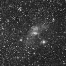 "NGC 7635 ""Bubble Nebula"", unguided,                                Alexander Sorokin"