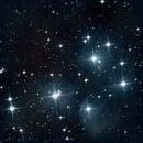 M45 - The Pleiades,                                fourier2000