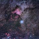 NGC7000 Widefield,                                Astromatthi
