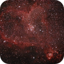 The Heart nebula,                                Jim Knapp