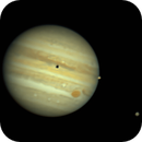 Jupiter Animation with Moons,                                Ray's Astrophotog...
