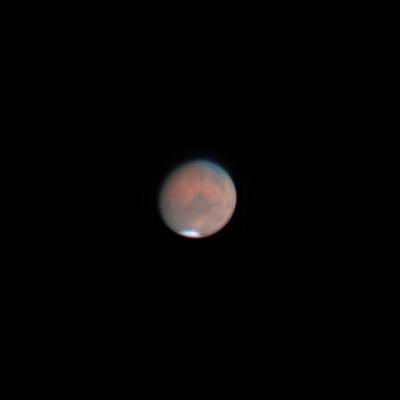 Mars in color - 2018,                                Onur Atilgan