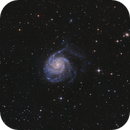 M101 - The Pinwheel Galaxy Reprocessed,                                Jan Schubert