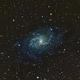Galaxie du Triangle,                                Walliang Jacques