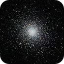 M5 Globular Cluster - EdgeHD 9.25 - ASI1600MM - Paramount MyT,                                Rowland Archer