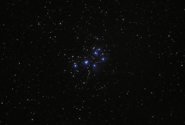 Pleiades 24.11.14,                                Rich Bamford