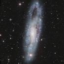 NGC 247,                                Giuseppe Donatiello