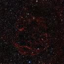 Spaghetti Nebula - SH2-240,                                Bill Mark
