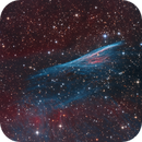 Pencil Nebula - Processing competition to win time on the Chile CDK 17,                                Andreas Eleftheriou