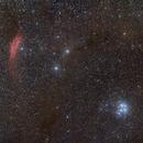ncg 1499 and M45,                                Zoltan Panik (ijanik)