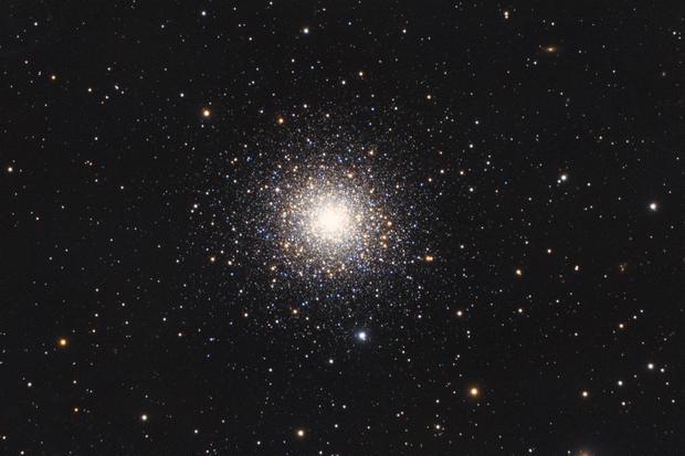 Messier 92,                                Daniel.P