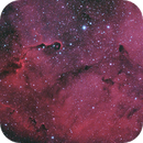 IC 1396A RGBHaOIII with OSC,                                phf