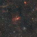 NGC7635,                                Bernd Steiner