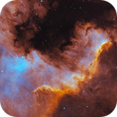 NGC 7000 -  bicolor - Vol.III,                                Lars Stephan