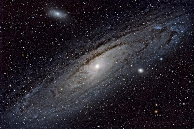 M31 Andromeda,                                Jamee Donithan