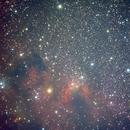 Sharpless 155 - Cave Nebula,                                Felix