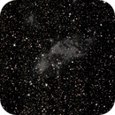 Draco Dwarf and Laughing Skull Nebula (UGC 10822 & LBN 406),                                gigiastro