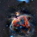 Orion Nebula - M42/43,                                Stephan Reinhold