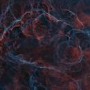 Vela Super Nova Remnant in Puppis Starless- with SADR Chile,                                Arnaud Peel