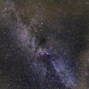 High ISO Milky Way,                                Evie