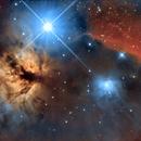 IC434; NGC2023; NGC2024; B33,                                Giosi Amante
