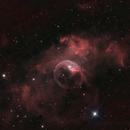 bubble nebulae hargb,                                oversky
