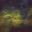 Propeller Nebula,                                ewa