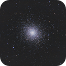 M5 - Globular Cluster in Serpens,                                Mike Hislope