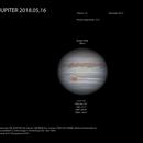 Jupiter, 2018.05.16,                                Alexander Sorokin