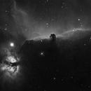 Horsehead Nebulae in Ha,                                Thilo Frey