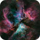 Eta Carina Nebula,                                Wayne Stronach