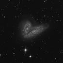NGC 4567 & 4568 (Experiment),                                KuriousGeorge