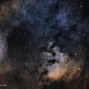 NGC7822 SHO,                                José Fco. del Agu...