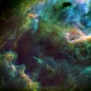 Colors of Carina,                                John Ebersole