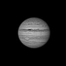 Cambios en Júpiter, agosto - octubre 2011,                                SERGIT